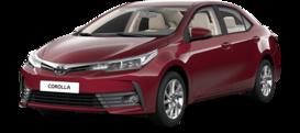 Toyota Corolla 1.6 CVT (122 л.с.) 2WD Стиль